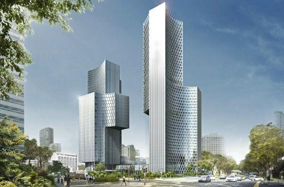 aluminium architecture