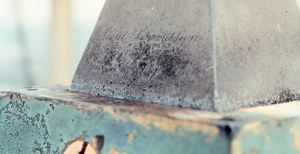 aluminium washington monument