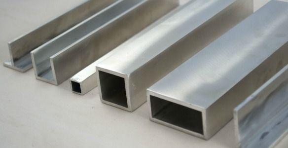 uses for aluminium angles