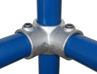 Interclamp 116 Corner (Middle Rail) Tube Clamp