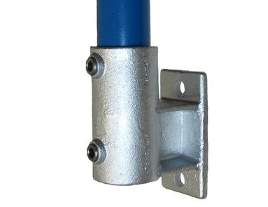 Interclamp 144C Side Support (Vertical Base) Tube Clamp