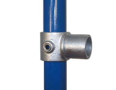 Interclamp 147 Internal Swivel Tee Tube Clamp
