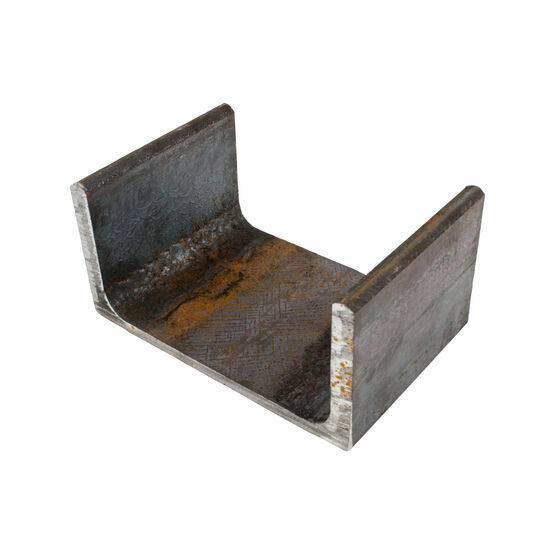Mild Steel Parallel Flange Channel